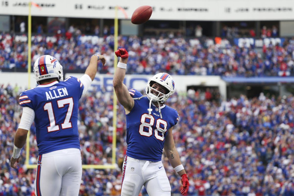 Washington Football Team v Buffalo Bills