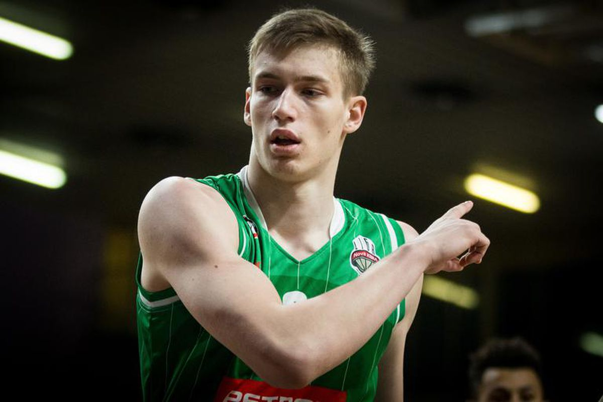 Get to know your new Spur: Luka Samanic