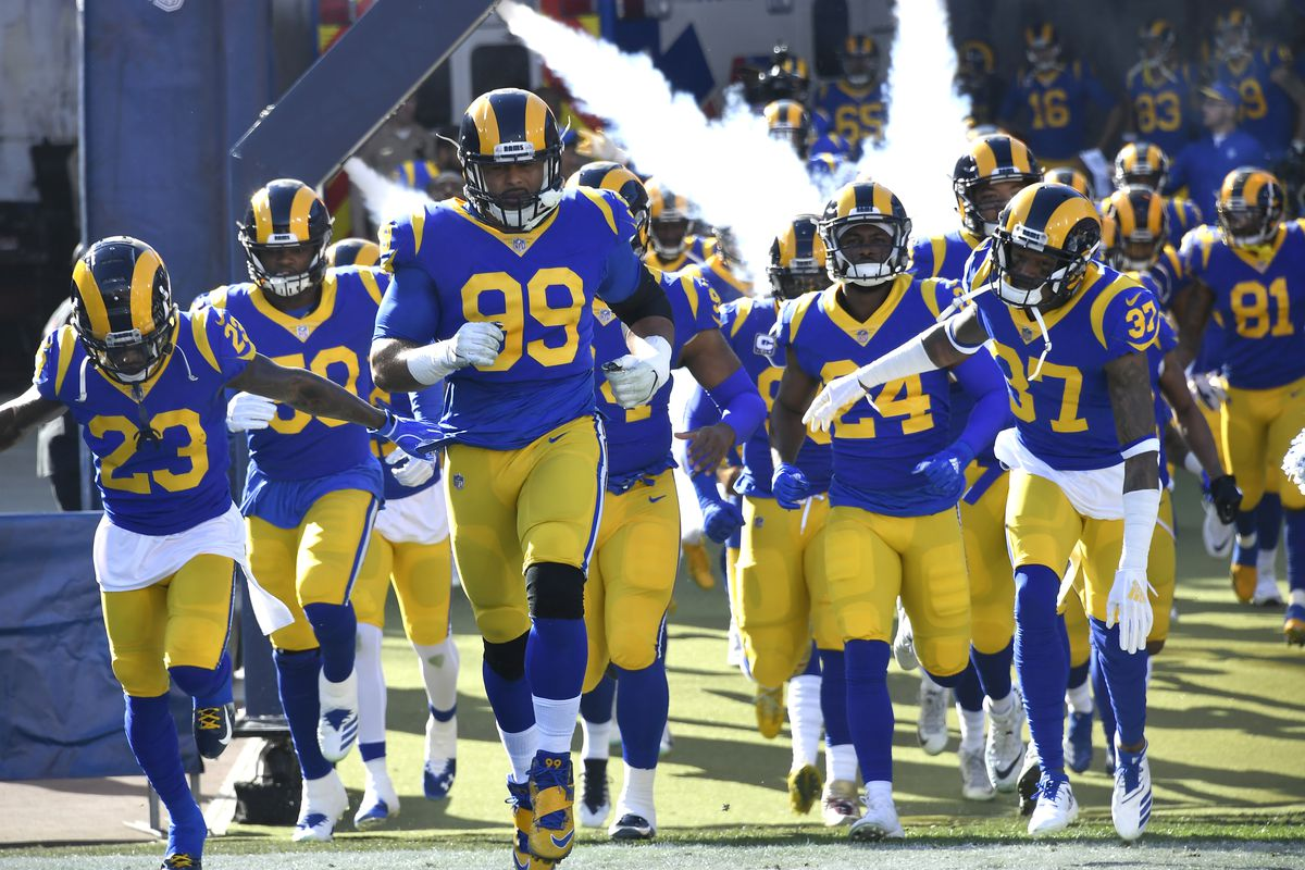 Los Angeles Rams vs. Dallas Cowboys divisional playoffs  The Professor s  preview 43164eaf115