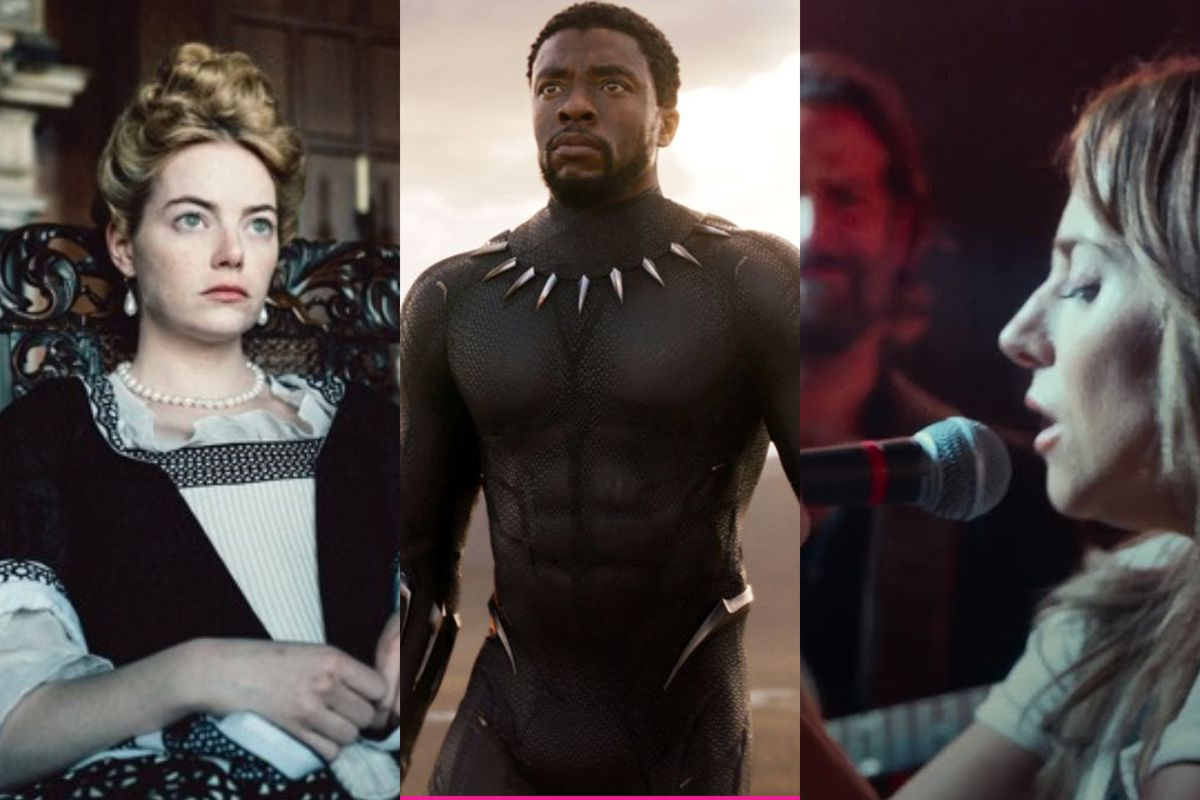 2019 Oscar Nominations Best Picture 2019 Oscars Best Picture nominees: streaming, in theaters, digital