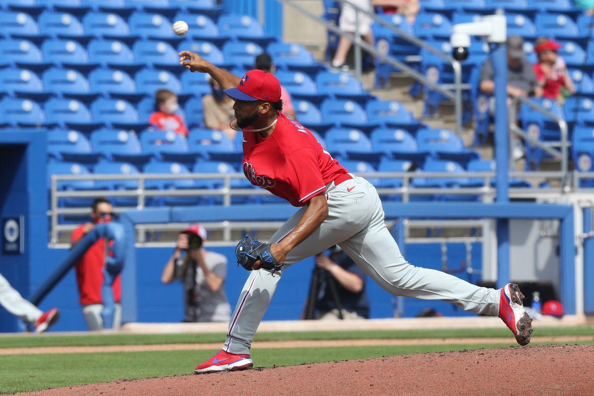MLB: MAR 02 Spring Training - Phillies at Blue Jays