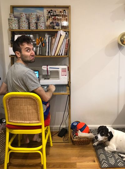 Image from iOS - Behind the Scenes: Making Secret Base Video From Home
