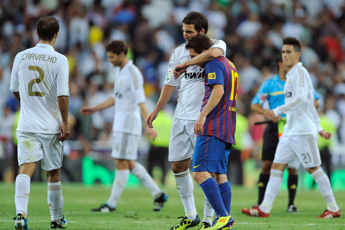 Report FC Barcelona Sign Gonzalo Higuain Barca Blaugranes