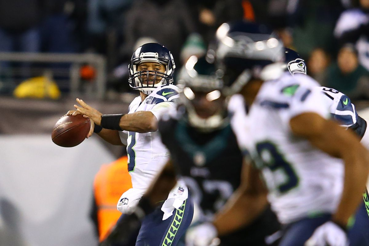 NFL: Seattle Seahawks at Philadelphia Eagles