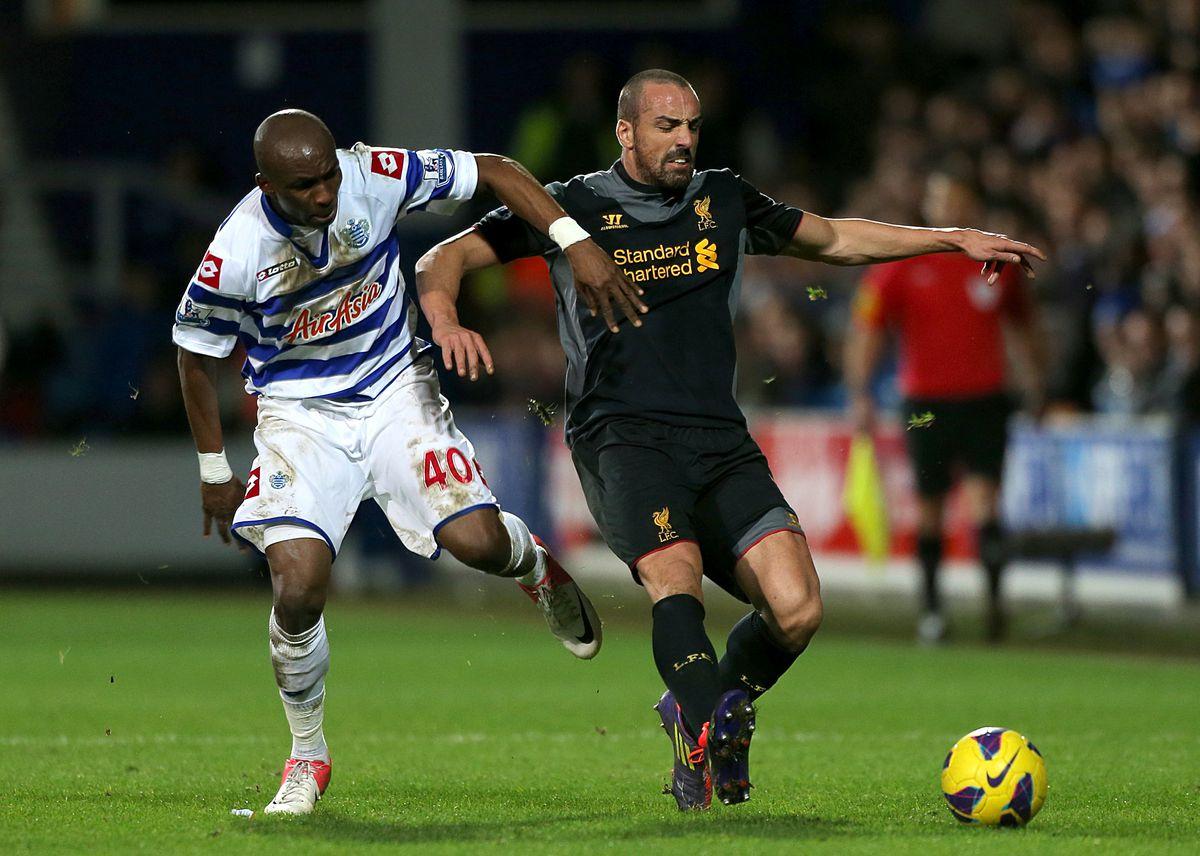 Soccer - Barclays Premier League - Queens Park Rangers v Liverpool - Loftus Road