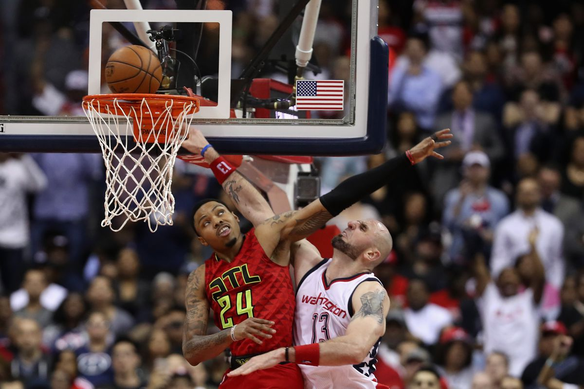 Atlanta Hawks v Washington Wizards - Game Five