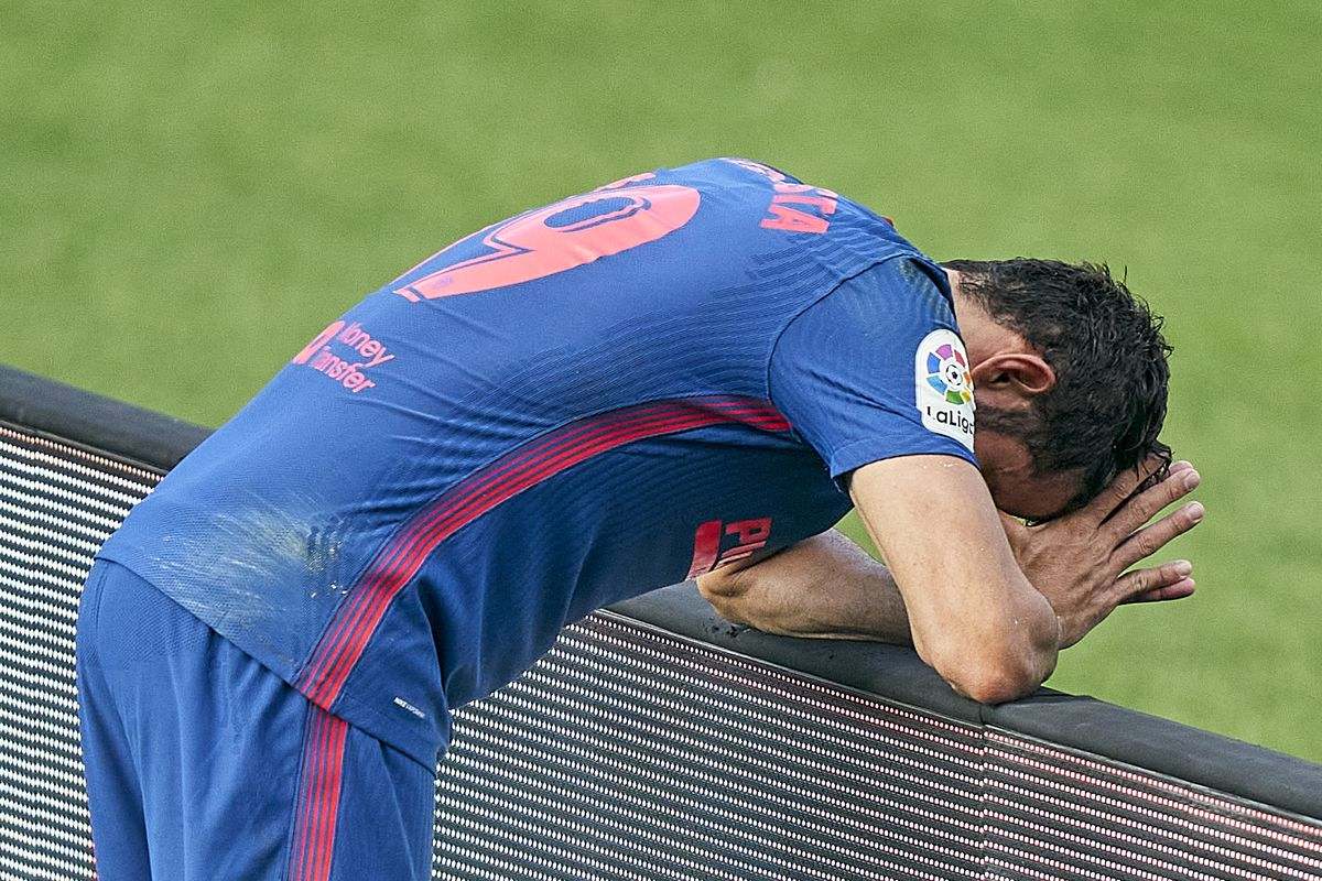 RC Celta v Atletico de Madrid - La Liga Santander