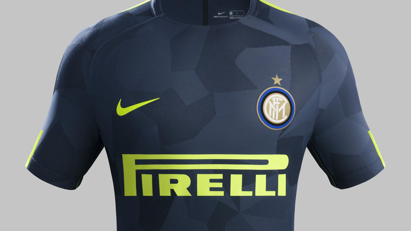 Inter shows off new third kit - Serpents of Madonnina 92d347758