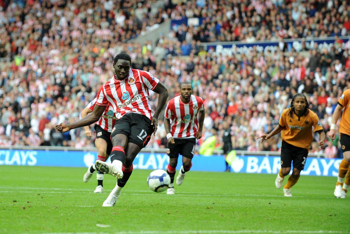 Soccer - Barclays Premier League - Sunderland vs. Wolverhampton Wanderers