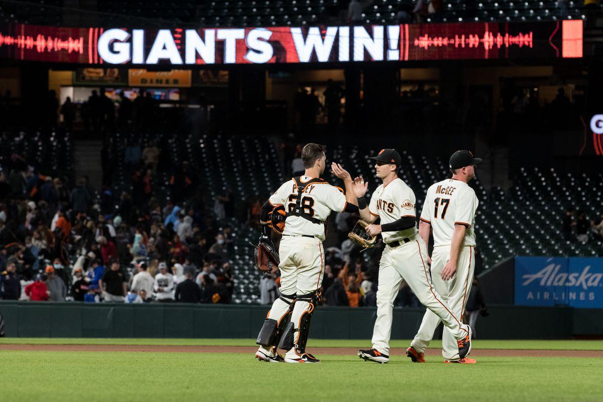 MLB: New York Mets at San Francisco Giants