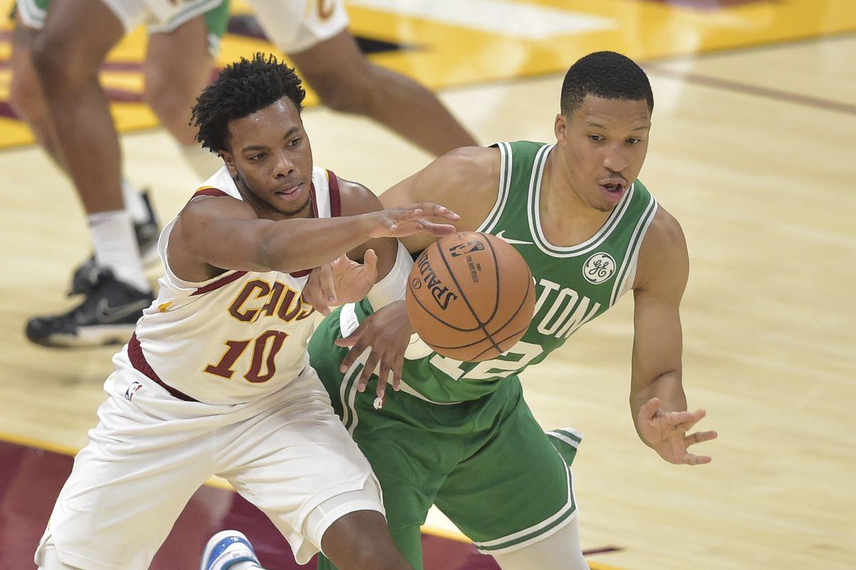 NBA: Preseason-Boston Celtics at Cleveland Cavaliers
