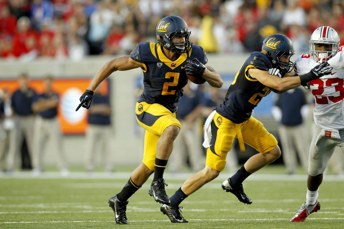 Daniel Lasco ran for 64 yards on 10 carries against Ohio State