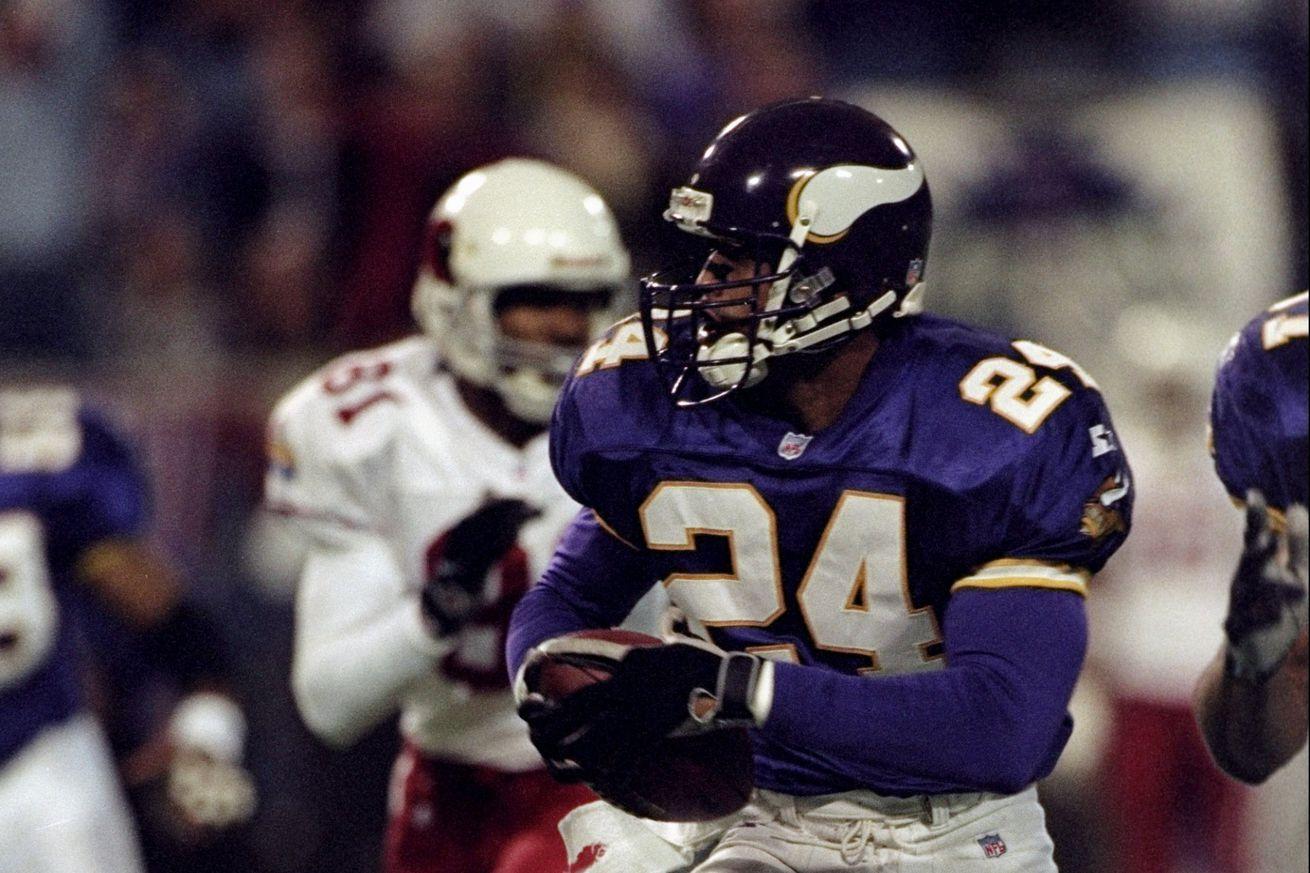 Minnesota Vikings By The Numbers: #24