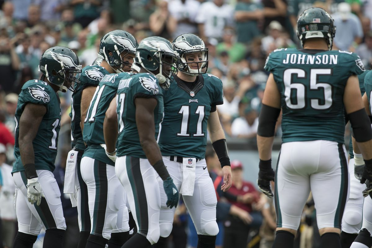 Eagles Injury Report Updates On Carson Wentz Lane Johnson Avonte Maddox Jordan Mailata Etc Bleeding Green Nation