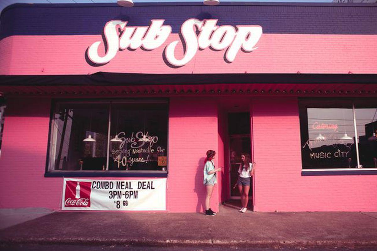 The original Sub Stop in Midtown.