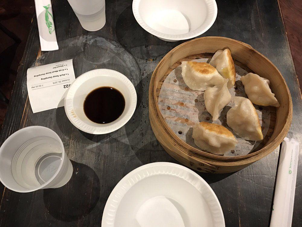 Drunken Dumpling