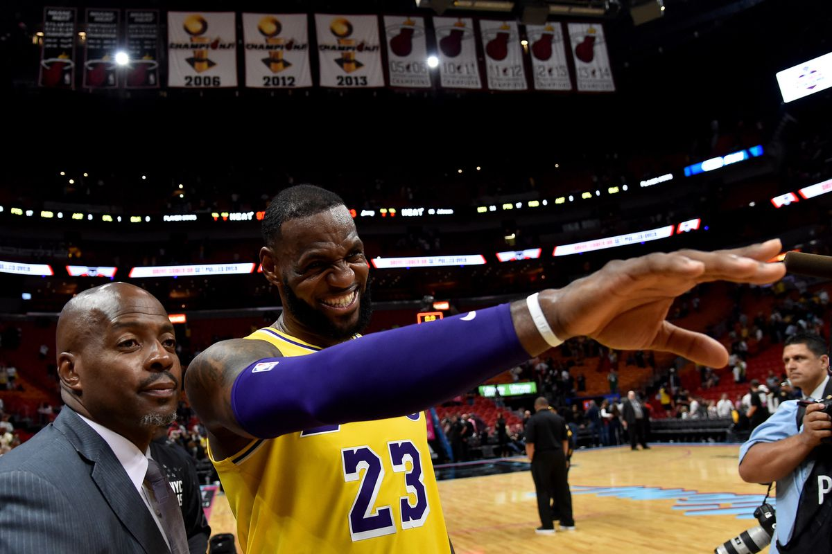 acde37078011 Cavaliers Preview  LeBron James looks to make it two in a row over former  teams. New ...