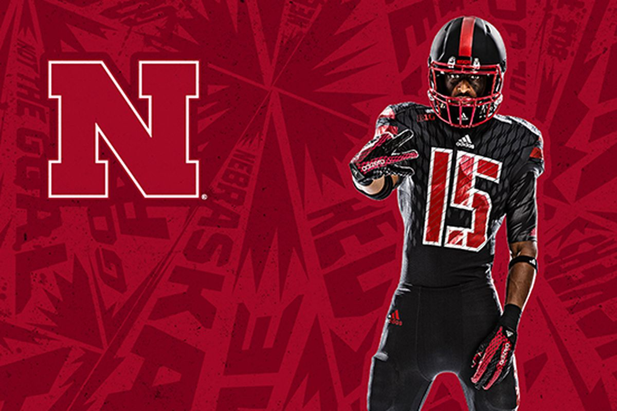 This is what they call #HuskerBold...
