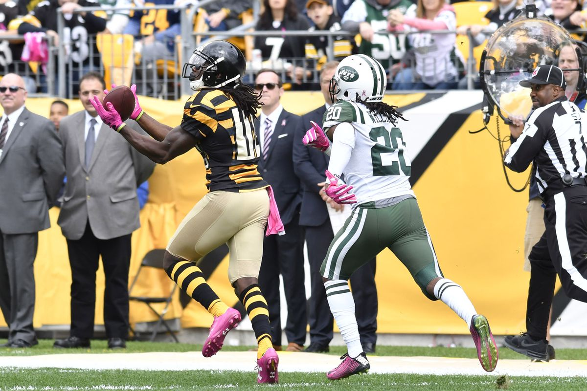 NFL: New York Jets at Pittsburgh Steelers