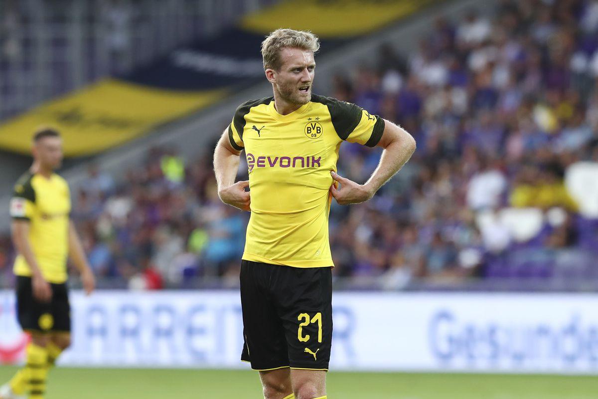 Austria Wien v Borussia Dortmund - Friendly Match