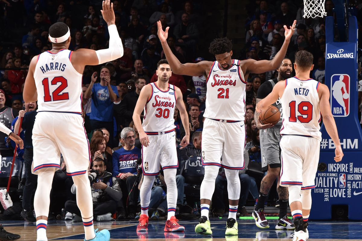 OT: Nets fail to close against Embiid and the 76ers, 112-104 - NetsDaily