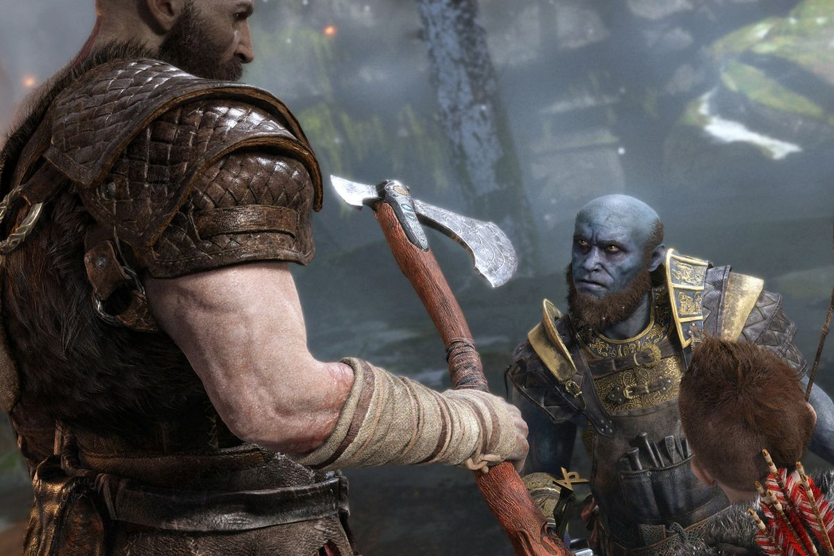 God of War has an imperfect weapon that's a perfect metaphor - Polygon