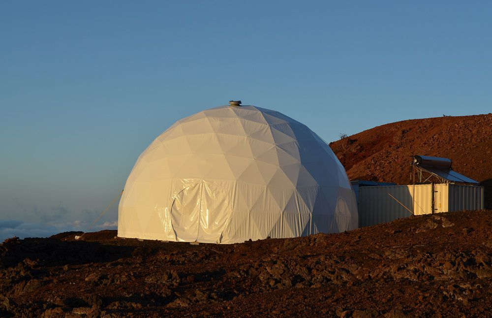 hi-seas dome