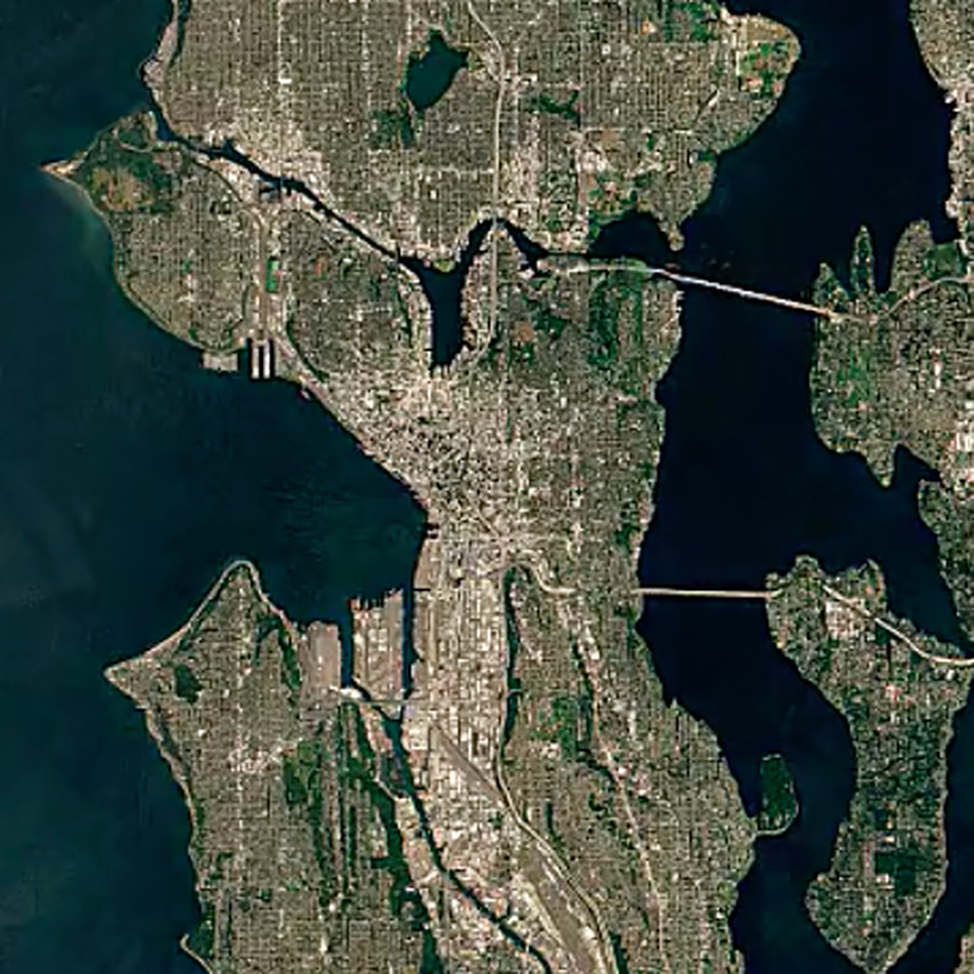 Watch Seattle regional development expand from 1984 to 2016 ...