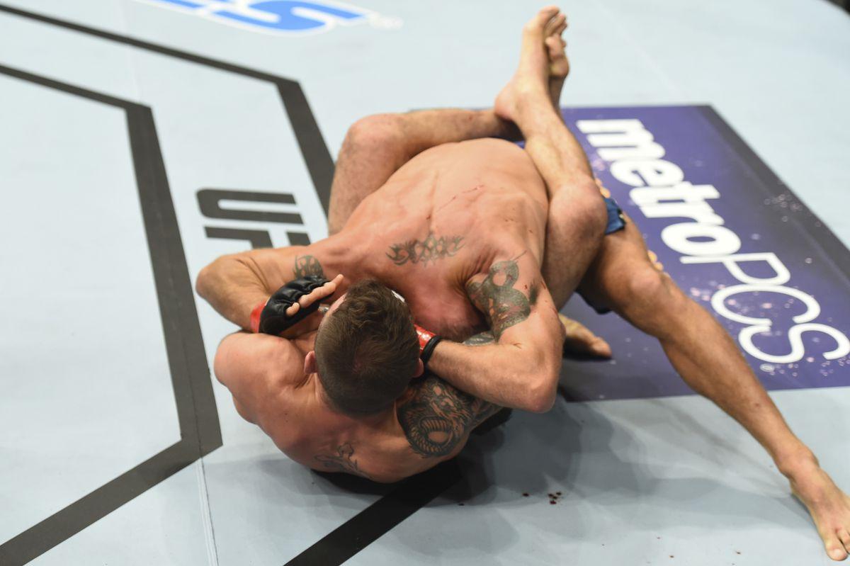 UFC Fight Night: Elkins v Volkanovski