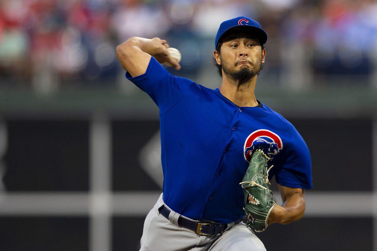 Poll: Will Yu Darvish exercise his 2020 option? - MLB Daily Dish