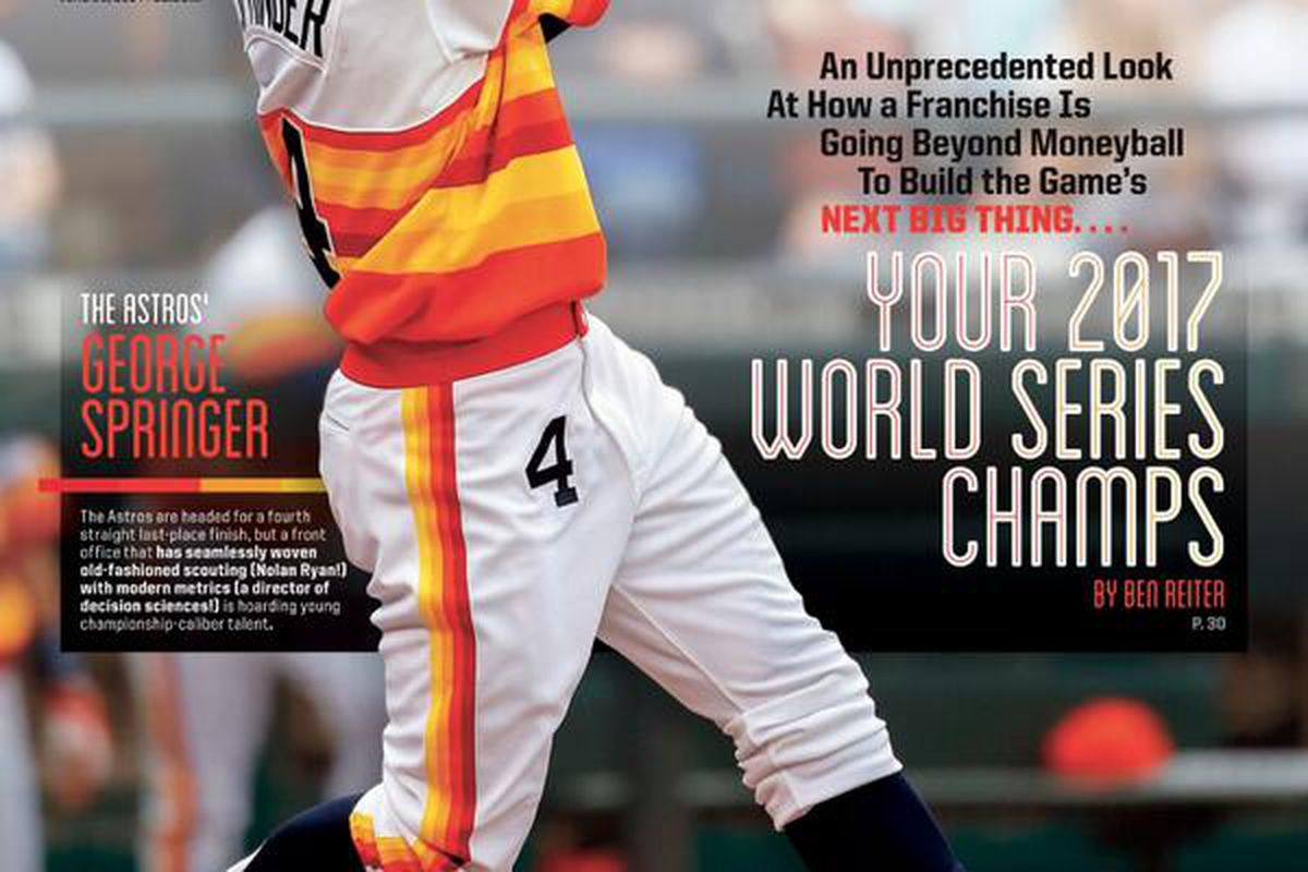 504fd252592 OK maybe  Sports Illustrated  was right about the 2017 Astros ...
