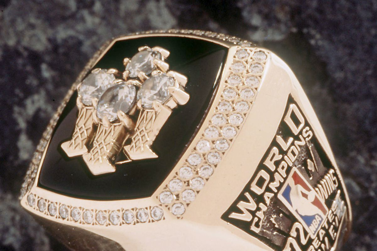 Six Bulls championship rings sold at auction for a combined $255,840.