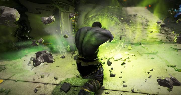 Intel helped develop PC-exclusive Avengers graphics improvements