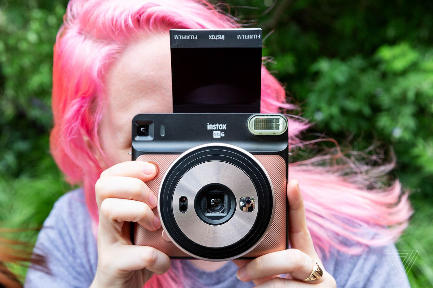 The best instant camera for the beach - The Verge