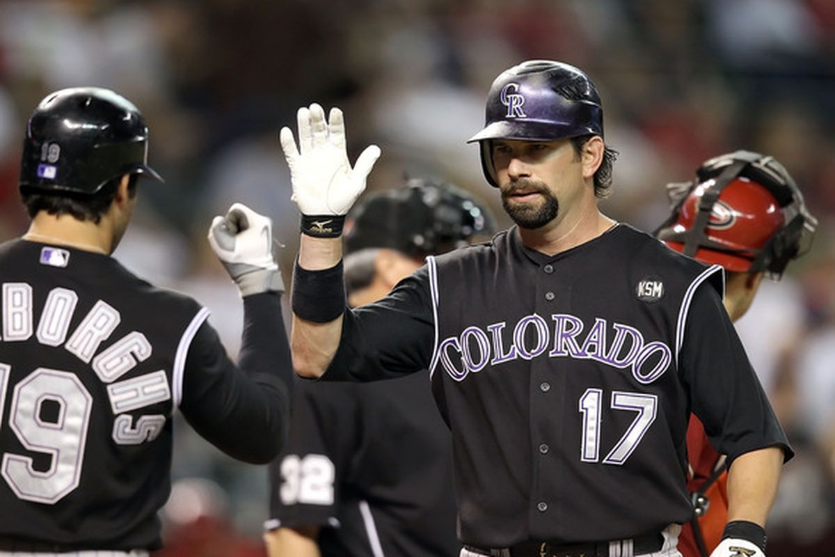 Todd helton injury rockies 1b will play in grand junction for Todd helton