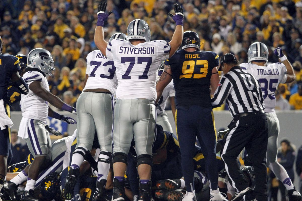 Despite winning a job in fall camp, a preseason injury delayed Boston Stiverson's freshman debut in 2012 until the West Virginia game. Let's hope he avoids the injury big this year.