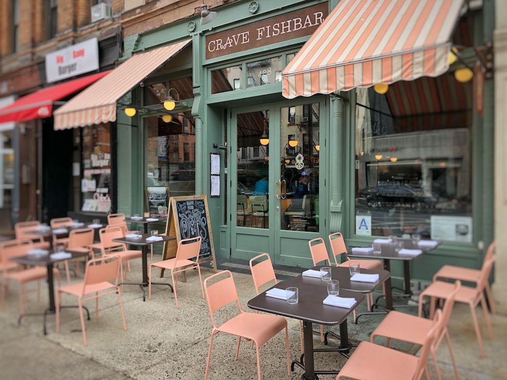 29 Top Outdoor Dining Spots In Nyc