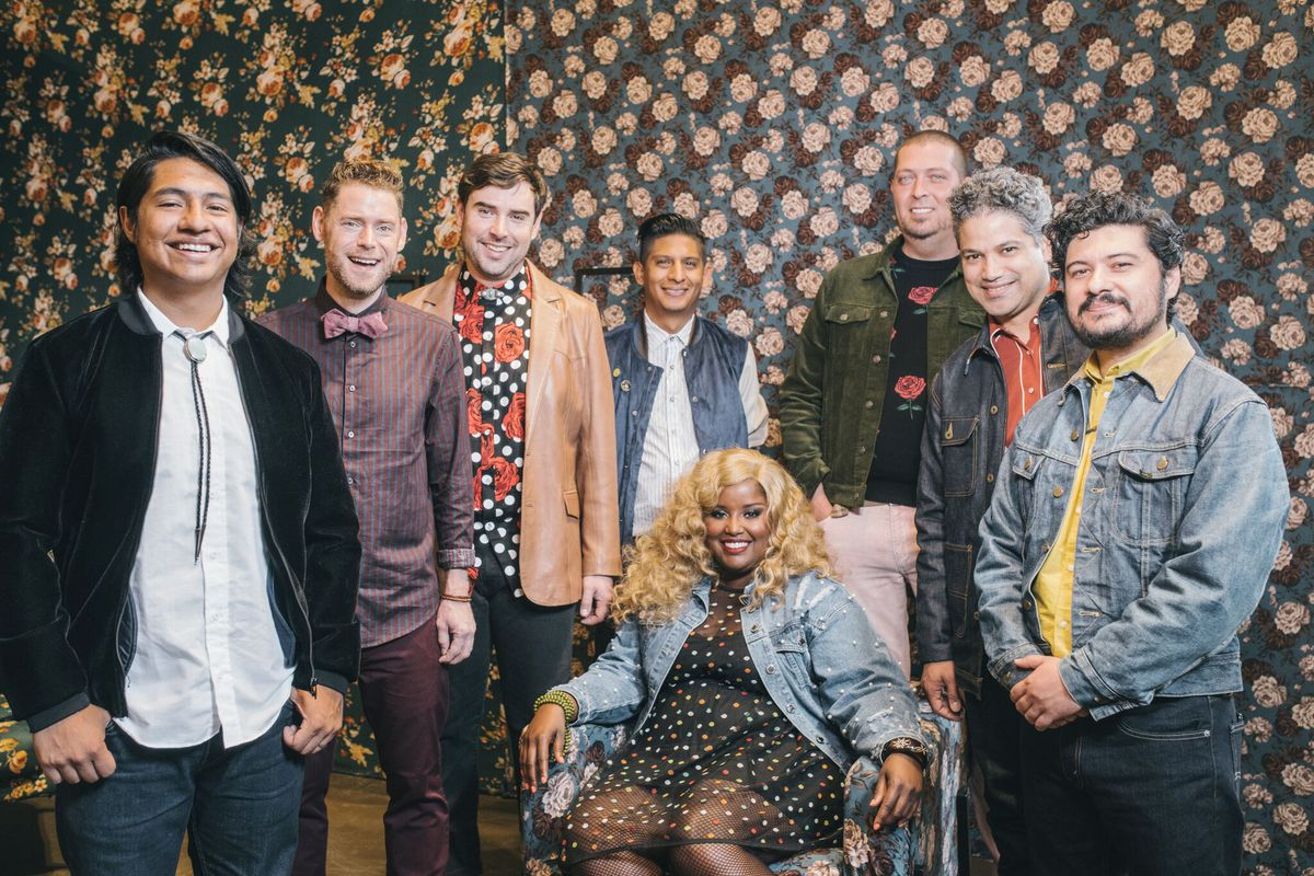 The Suffers | Jay Tovar Photo