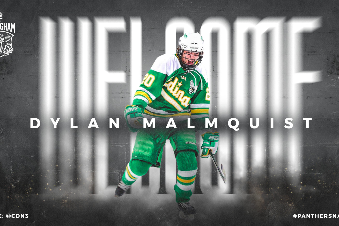 Dylan Malmquist Heads to UK to Begin Pro Career