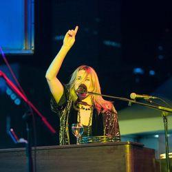 Grace Potter performs.