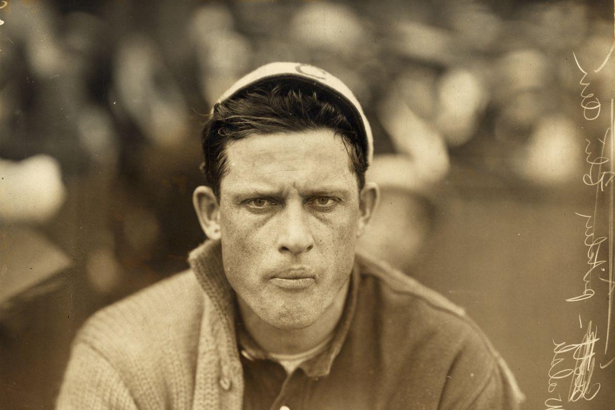 Portrait Of Ed Walsh