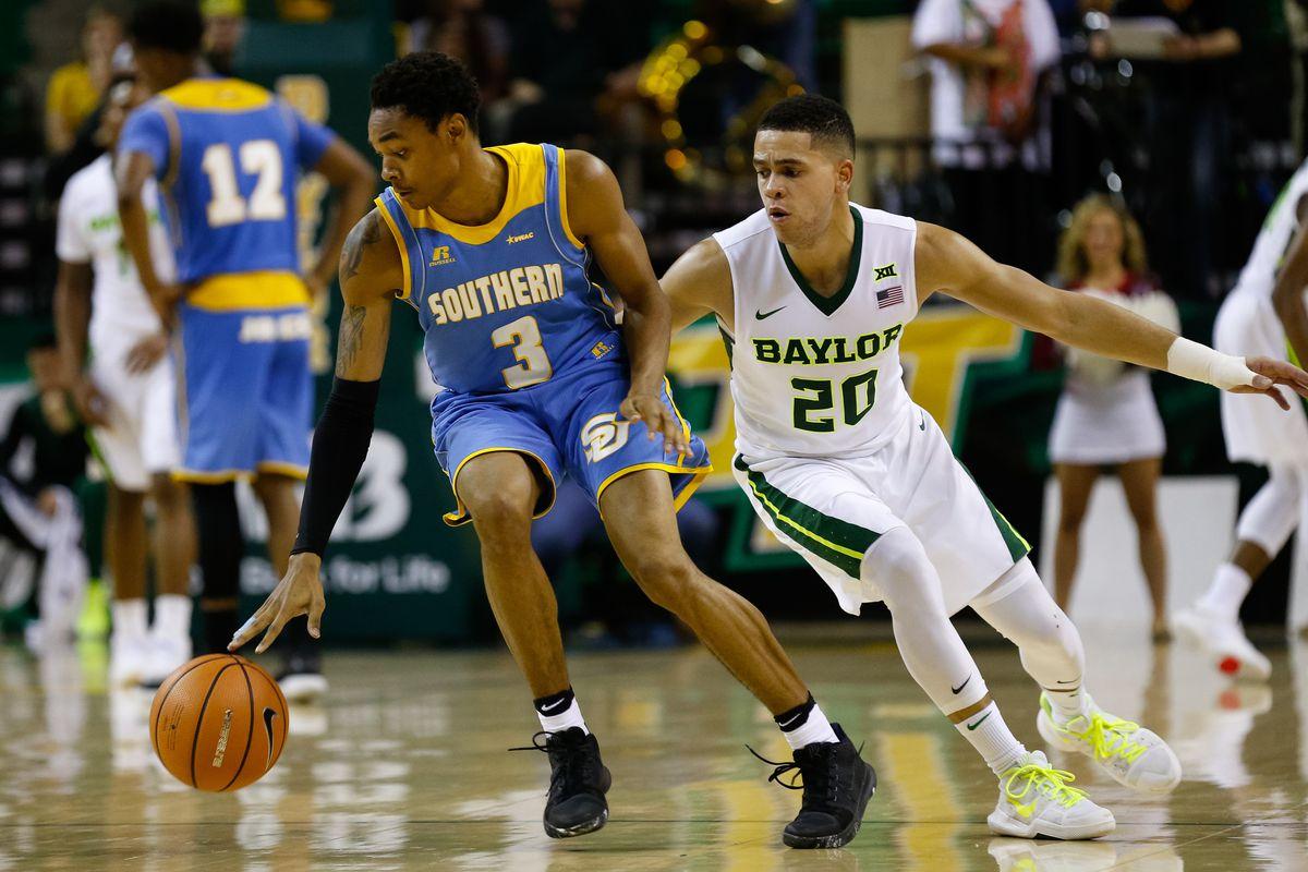 NCAA Basketball: Southern at Baylor