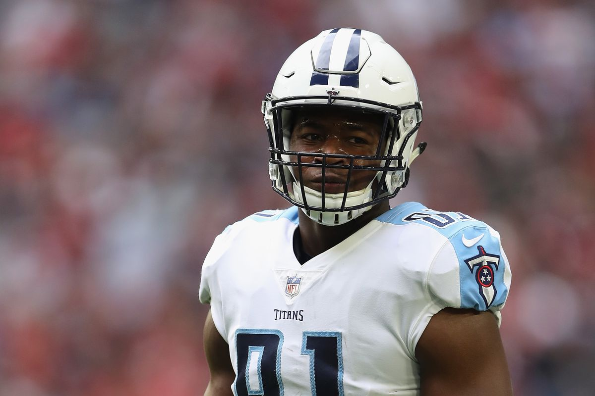 ec6c75db6 With Delanie Walker out the Titans young pass catchers must grow up in a  hurry