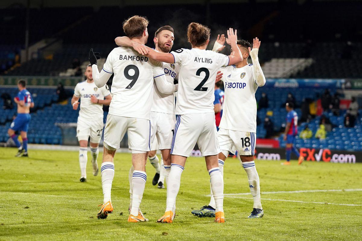 Leeds United v Crystal Palace - Premier League