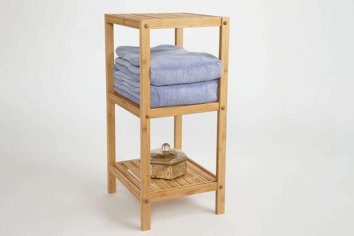 Three-Tiered Bath Stand