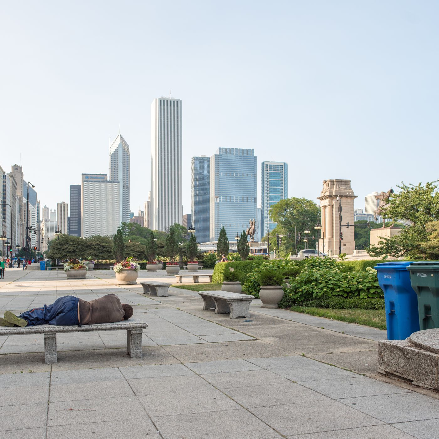 How can Chicago protect its homeless population from coronavirus? - Curbed  Chicago