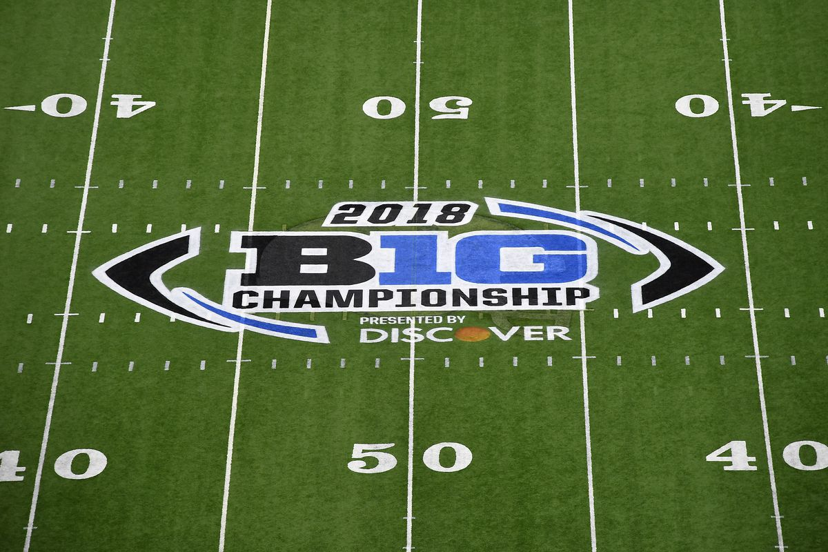 COLLEGE FOOTBALL: DEC 01 Big Ten Championship Game - Northwestern v Ohio State