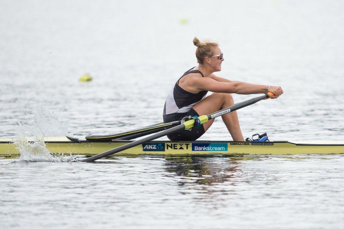 Emma Twigg New Zealand Rowing LGBTQ Olympics Rio