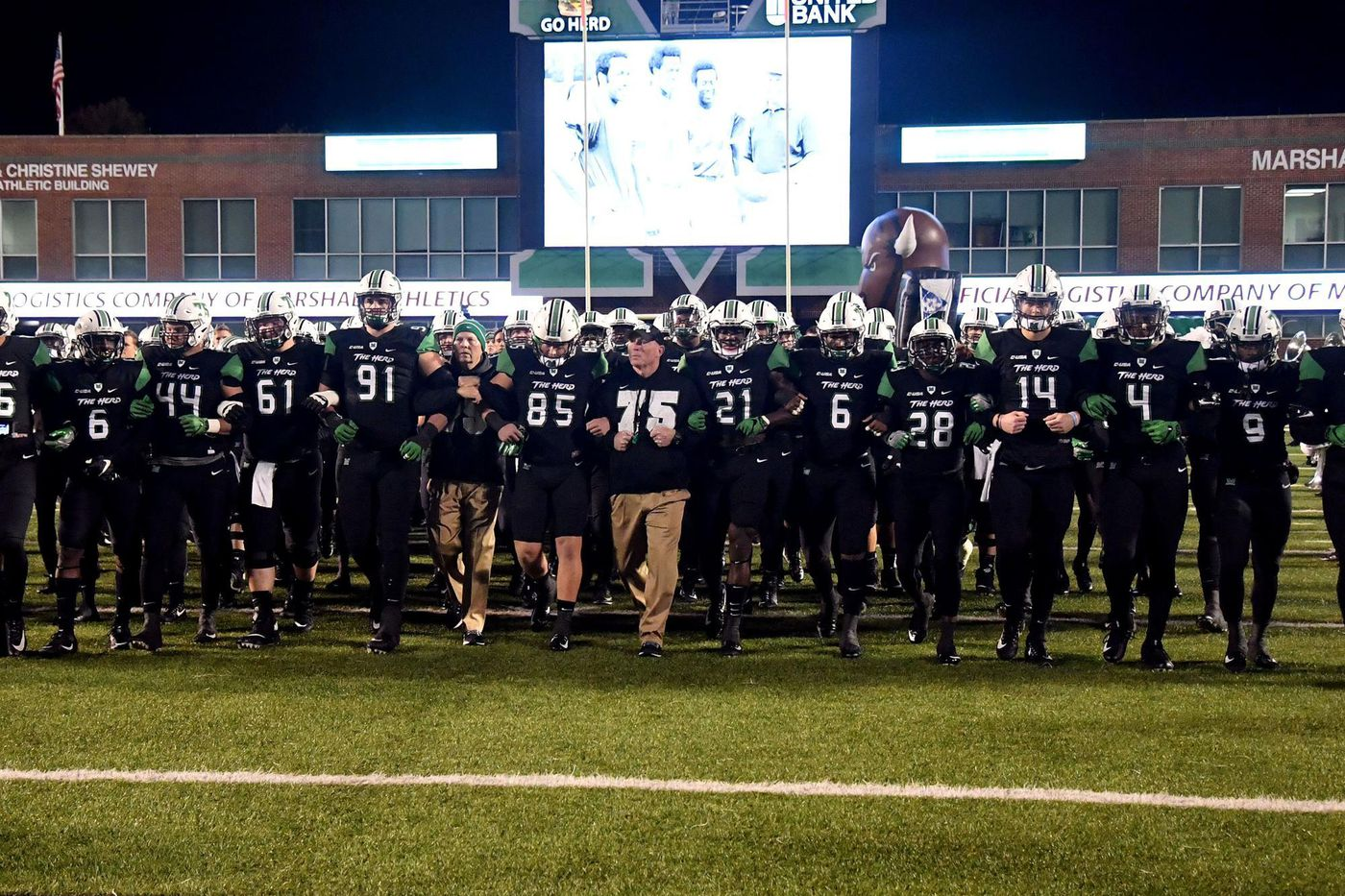 When It Comes To Marshall Football S 75 Game It Just Means More Underdog Dynasty
