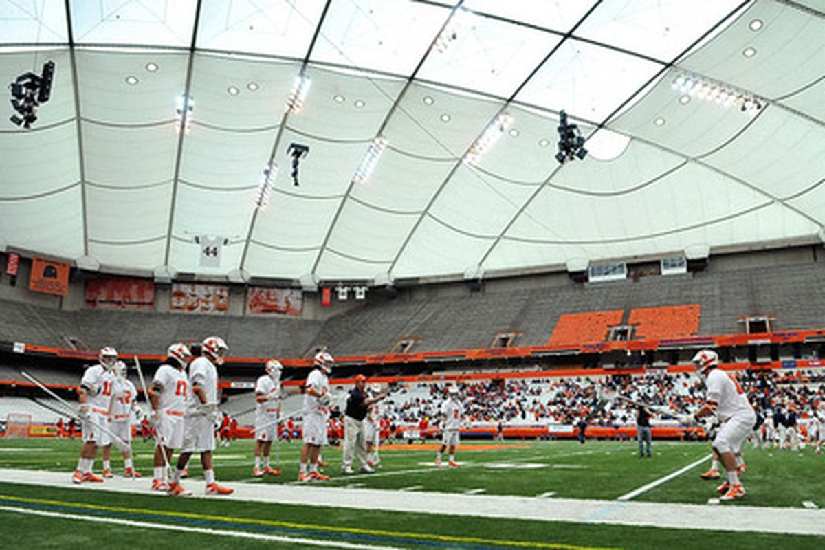 Who will emerge as the star of the Carrier Dome?